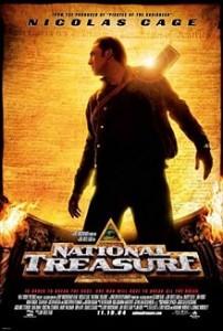 poster Film - Comoara nationala - National Treasure (2004)