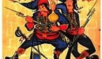 poster Film - Husarii - Les hussards (1955)