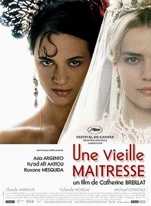 poster Film - O fosta metresa - Une vieille maîtresse (2007)