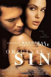 poster Film - Pacat originar - Original Sin (2001)