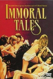 poster Film - Povestiri imorale - Contes immoraux (1974)