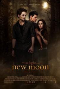 poster Film - Saga Amurg Luna Noua - The Twilight Saga New Moon (2009)