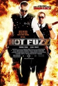 poster Film - Politist meserias - Hot Fuzz (2007)