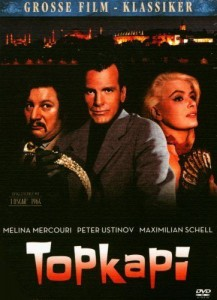 poster Film - Topkapi - Topkapi (1964)