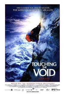 poster Film - Culmile neantului - Touching the Void (2003)