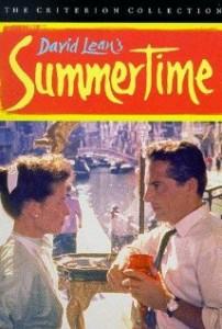 poster Film - De-a lungul verii - Summertime (1955)