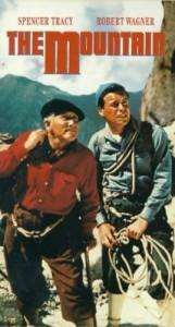 poster Film - Muntele - The Mountain (1956)