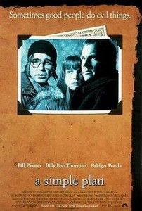 poster Film - Planul - A Simple Plan (1998)