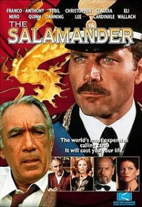 poster Film - Salamandra - The Salamander (1981)