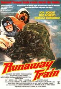 poster Film - Trenul evadarii - Runaway Train (1985)