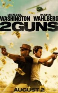poster Film - 2 pistoale - 2 Guns (2013)