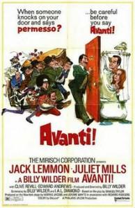 poster Film - Avanti! (1972) - subtitrat
