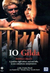 poster Film - Eu Gilda - Io Gilda (1989) - subtitrat