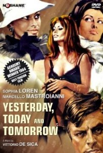 poster Film - Ieri, azi, maine - Ieri, oggi, domani (1963)