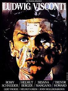 poster Film - Ludwig (1972) - subtitrat