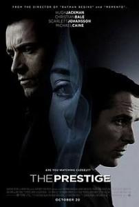 poster Film - Prestigiul - The Prestige (2006)