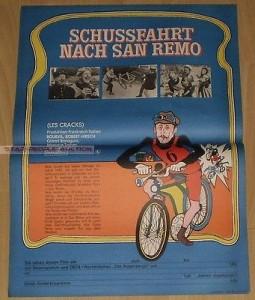 poster Les Cracks (1968)