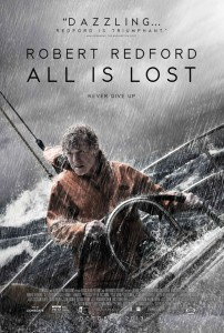 poster All Is Lost (2013)