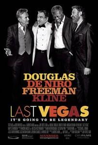 poster Film - Burlaci intarziati - Last Vegas (2013)