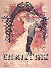 poster Film - Christine (1958) - subtitrat