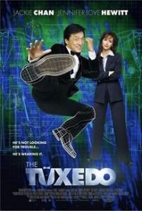 poster Film - Fracul Magic - The Tuxedo (2002)