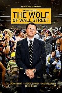 poster Film - Lupul de pe Wall Street - The Wolf of Wall Street (2013)