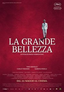 poster Film - Marea frumusete - La grande bellezza - The Great Beauty (2013)