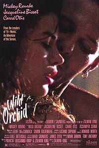 poster Film - Orhideea salbatica - Wild Orchid (1989)