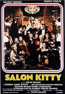 poster Film - Stabilimentul lui Kitty - Salon Kitty (1976)