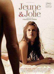 poster Film - Tanara si frumoasa - Jeune & jolie - Young & Beautiful (2013)