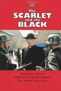 poster Film - The Scarlet and the Black (1983)