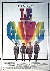 poster Film - Banda - Le gang (1977)