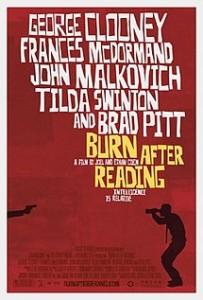 poster Film - Citeste si arde - Burn After Reading (2008)