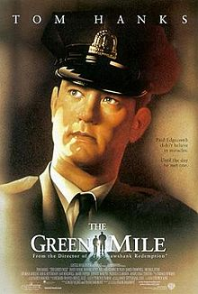 poster Film - Culoarul mortii - The Green Mile (1999)