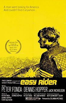 poster Film - Easy Rider (1969) - subtitrat