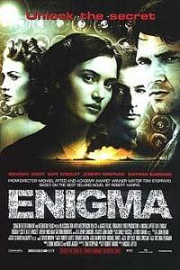 poster Film - Enigma - Enigma (2001) - subtitrat