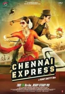 poster Film - Expresul de Chennai - Chennai Express (2013)