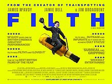 poster Film - Filth (2013) - subtitrat