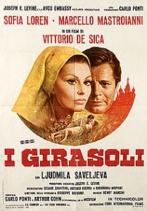 poster Film - Floarea-soarelui - I Girasoli (1970)