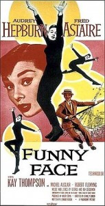 poster Film - Funny Face (1957)