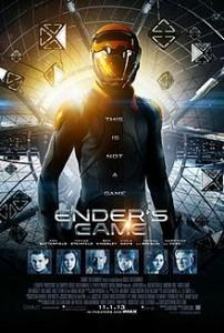 poster Film - Jocul lui Ender - Ender's Game (2013)