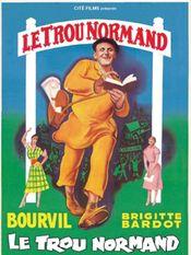 poster Film - La hanul Le trou normand - Le trou normand (1952)