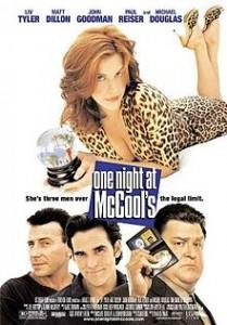 poster Film - O noapte la McCool's - One Night at McCool's (2001)