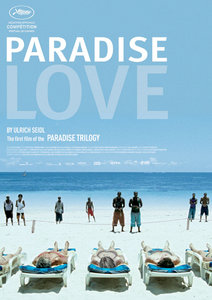 poster Film - Paradis Dragoste - Paradise Love (2012)