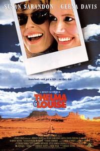 poster Film - Thelma si Louise - Thelma & Louise (1991)