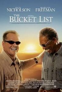 poster Film - Ultimele dorinte - The Bucket List (2007)
