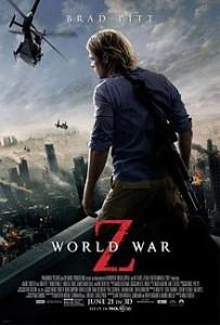 poster Film - Ziua Z Apocalipsa - World War Z (2013)