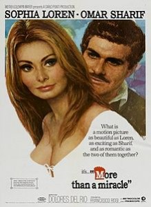 poster Film - A fost odata... - More Than a Miracle (1967)