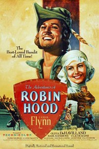 poster Film - Aventurile lui Robin Hood - The Adventures of Robin Hood (1938)