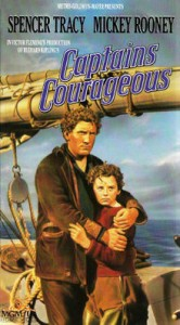 poster Film - Capitanul marilor - Captains Courageous (1937)